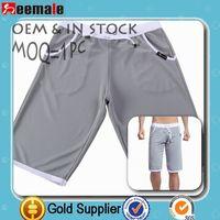 Sport Pants Men 100% Polyster Quick Dry Item#SW2012-ZK
