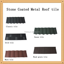cheap stone coated metal tiles