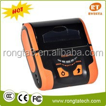 80mm portable printer mobile printer work with IOS Android and windows RPP300
