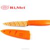 Rimei soft handle knife color blade knife