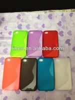 New S Line TPU Case Cover For iphone 4 4s