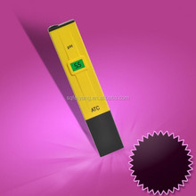2015 hot sale water quality testing tools of ph meter /ph pen