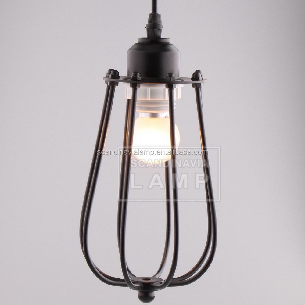 Vintage edison style industrial retro diy chandelier Industrial style chandeliers