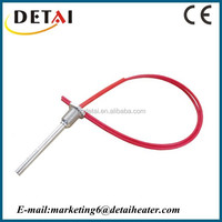 Customized heating element low voltage 12v cartridge heater