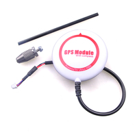 F16085 M8N GPS Module Compass for CC3D Atom CC3D Revolution Flight Control Revo DIY Mini 250 Quadcopter Heli Fixed Wing