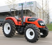 120 hp 4wd new design tractor