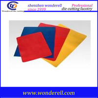 Supply cheap price thin silicone foam sheet 2mm thick