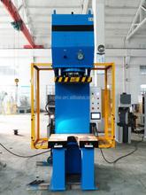 Y41series hydraulic hand press pin button machine 160T for sale/hydraulic hand press riveting machine