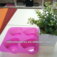de calidad alimentaria de silicona para hornear la torta sartenes