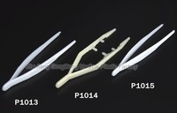 Medical /Surgical plastic tweezers with good quantity