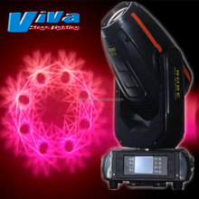 280w 10r Beam robe pointe moving head lights with flycase