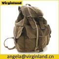 2350 unisex con clase mejor buddy país lienzo excursiones mochila mochila weekender paquete de la escuela