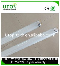 promotion energy saving fluorescent tube 58w price