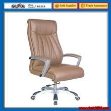 Y-2875 moderno giro de cuero de elevación silla de oficina gerente / muebles de oficina