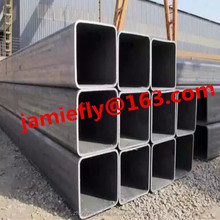 Tianjin manufacture Q235B square steel pipe and tubes