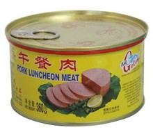 Delicate and delicious luncheon meat