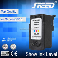 Ink Visible for Canon Ink Cartridgecl 513 with New Chip
