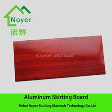 furniture skirting production line/aluminium skirting board/aluminum skirting foot line