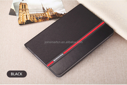 For iPad 6/iPad Air 2 newest leather case For iPad 6 flip cover