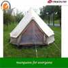 [ Fashinart ]5m bell tent family camping tent luxury tent to live in