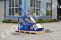 Latest technology High Efficient Ice Compactor/electric ice compactor/automatic ice compactor