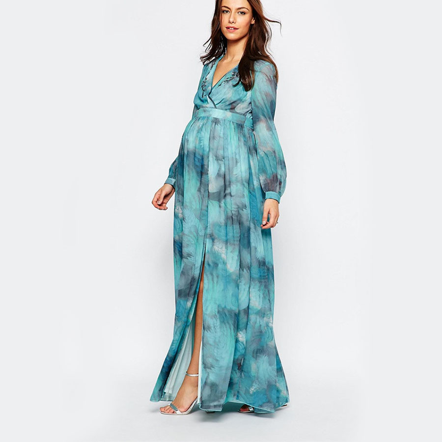 buy maternity maxi dress | Gowns Ideas