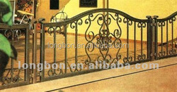 2013 Top-selling iron fence dog kennel