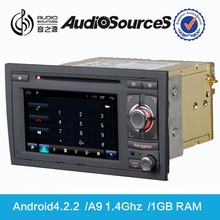 Audiosources: D90-8604 7'' Capacitive screen car dvd player for used for audi a4