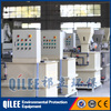 stainless steel flocculant chemical dosing system