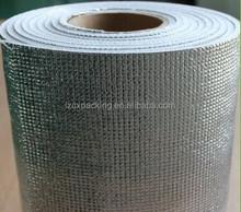 embossed aluminum foil facing closed cell foam heat insulation