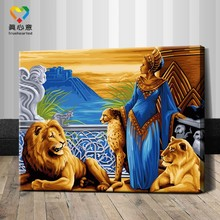 diy painting by number kits handmade oil painting