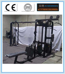 High quality multi station gym equipment / multi gym exercise equipment / 5 staion Multi gym HP-45 for sale