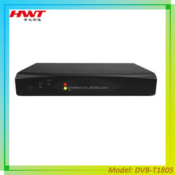 Digital terrestrial tv receiver set top box SD DVB-T (Model: 1805)