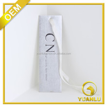 Custom One Hole Punched Paper Garment Hang Tag Manufacturer In China
