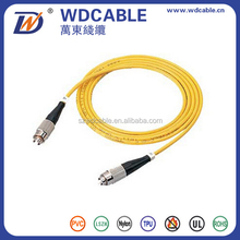 Patch Cord Optical Fiber Cable SC-SC UPC Duplex MM OM3 Patch Cord 25 MTR