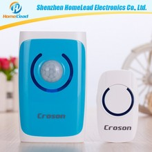 Easy installation fashion simple design electronic doorbell