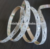 ws2812 led magic ribbon with IC built-in super good quality led strip epistar led chip 3 years warranty