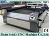 100W co2 denim jeans laser engraving machine for jean cnc laser cutting machine