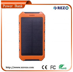 2015 the most popular 10000mah universal solar charger for laptop