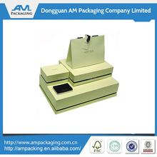 custom high quality wholesale paper gift pandora style jewelry box
