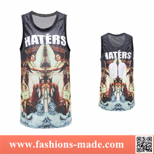 Fresco Goddess Digital Printing Basketball Jersey