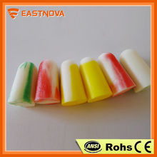 Factory direct wholesale comfortable and soft professional foam ear plugs noise reduction