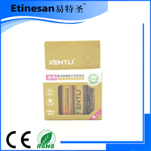 Charge Limited Voltage 4.20V aa ni-mh rechargeable battery