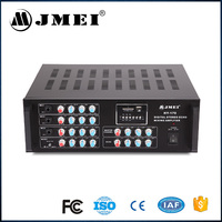 HY-170 150W 300W 3 MIC Input Digital Stereo Echo Dj Sound Box Ahuja Power Professional Amplifier