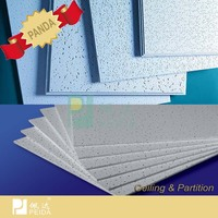 Fire Resistance High Quality Mineral Fiber Ceiling