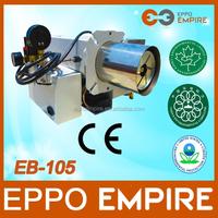 EB-105 weste oil burner/oil burner flame adjustment