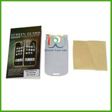 Hot Model Manufacturer High transparent Cell phone LCD Touch screen HD film skin cover for Huawei M835