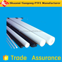 PTFE/PVC/nylon round rod and filled plastic bar