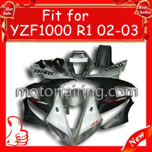 Best selling YZF1000 R1 2002-2003 Fairing for Yamaha ABS plastic +On sale