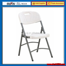 Wholesale plastic folding chair with cheaper price for dining room(GY-644)